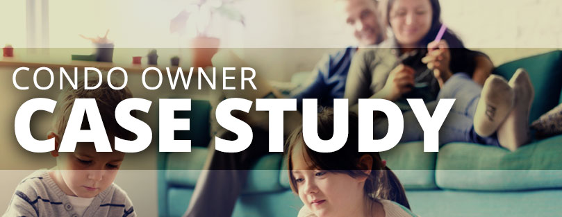 Condo Owner Case Study